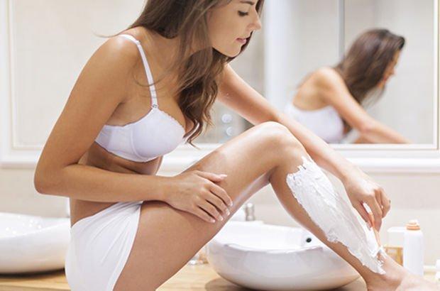 Bacaklar ne zaman tıraş edilmeli?