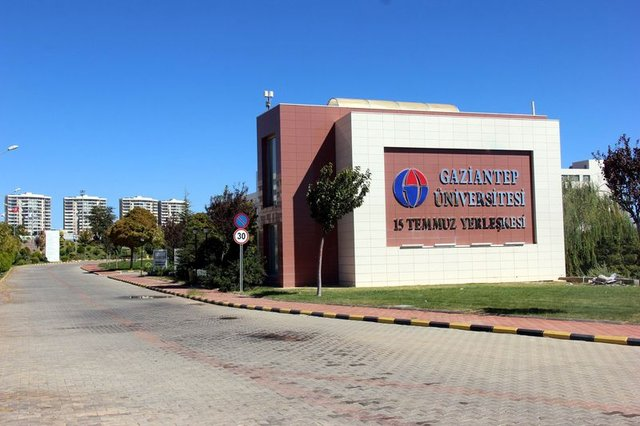 FETÖ'nün üniversitesinde atış poligonu
