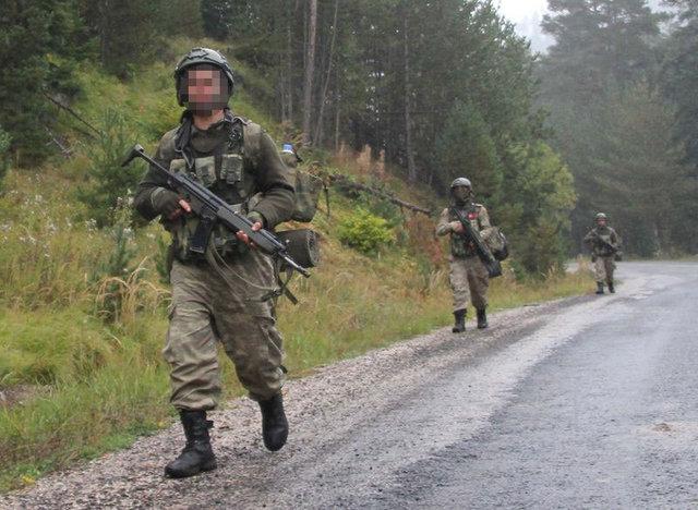 Marmaris'te darbeci askerleri yakalayan tim Ordu'da