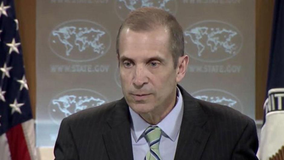 ABD Rusya Mark Toner Suriye