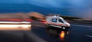 Aydın'da otomobilin çarptığı kişi öldü