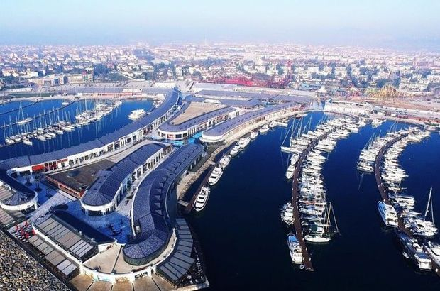 Boatshow Eurasia