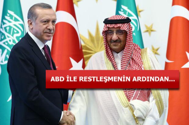 ABD Suudi Arabistan Prensi Al Suud 750 milyar $