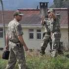 Giresun'un Çanakçı ilçesi kırsalında teröristlerle çatışma çıktı