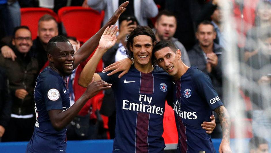 Paris Saint-Germain: 2 - Bordeaux: 0
