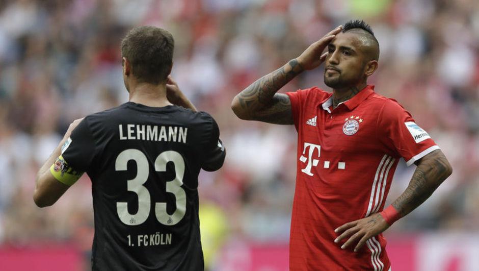Bayern Münih: 1 - Köln: 1