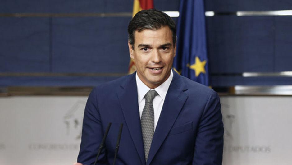 İspanya Pedro Sanchez