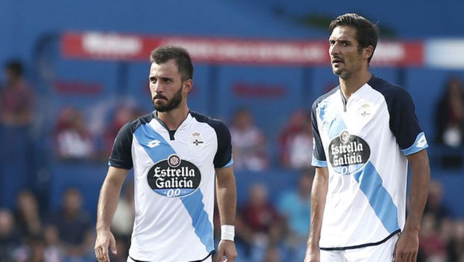 Deportivo La Coruna: 2 - Sporting Gijon: 1