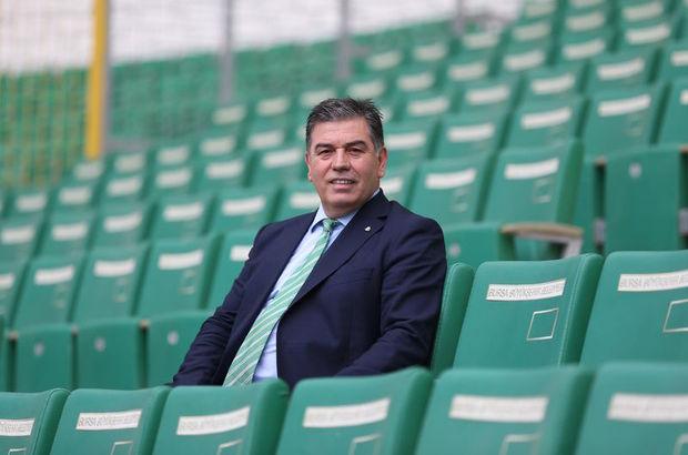Bursaspor Ali Ademoğlu