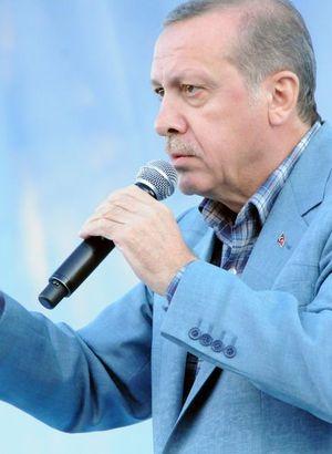 Erdoğan'dan FETÖ açıklaması: İnlerine gireceğiz dedik, girdik!