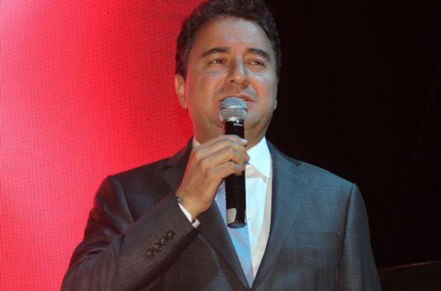 AK Parti Ankara Milletvekili Ali Babacan