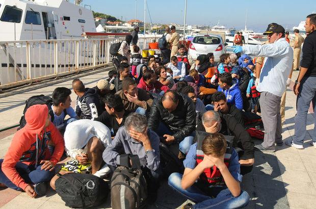 Ege Denizi sığınmacı