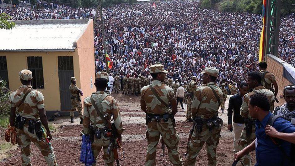 Etiyopya milli bayram