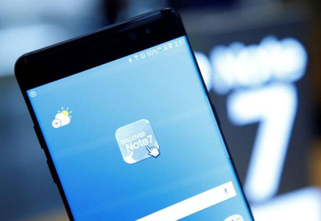 Samsung Galaxy Note 7 kullananlar dikkat!