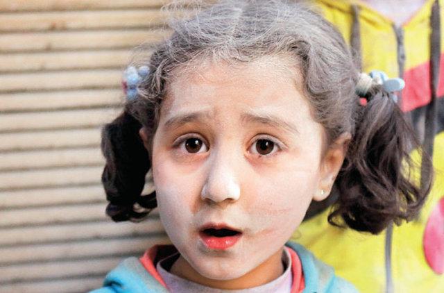 Halep'teki çocuklar ölüm oyunuyla büyüyor