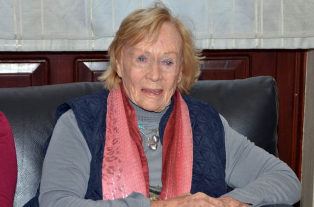 'Kaptan June'(June Haimoff) hayatının altıldığı Journey To Self (Ben'e Yolculuk) filminin çekimleri başladı