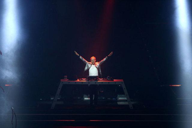 Armin van Buuren: 'İstanbul benim yuvam'