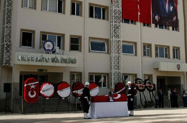 Kilis şehidi Mehmet Mimiroğlu için tören düzenlendi