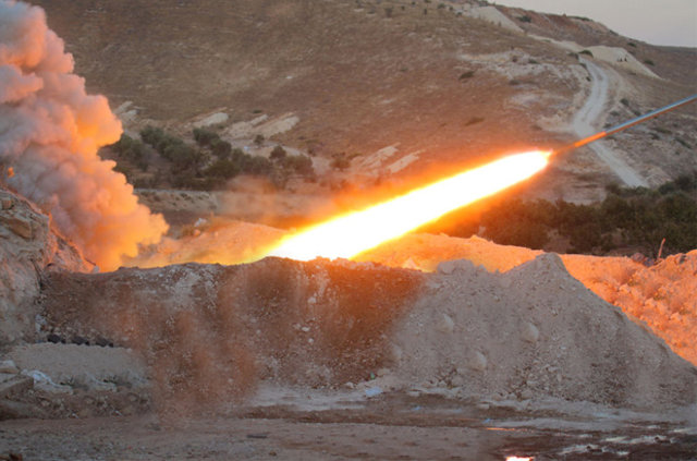 DAEŞ'in roketlerine CIWS çözümü