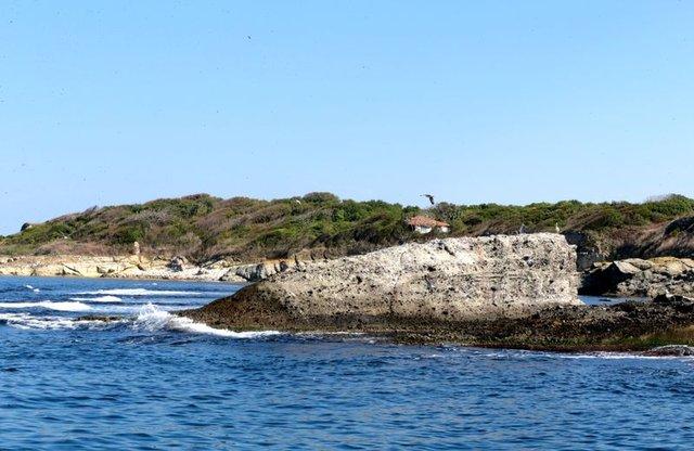 Kefken Adası turizme açılmayı bekliyor