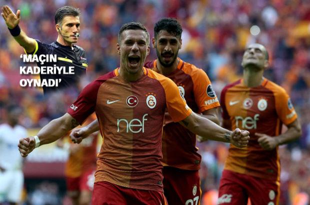 Galatasaray: 3 - Antalyaspor: 1 maç yorumu