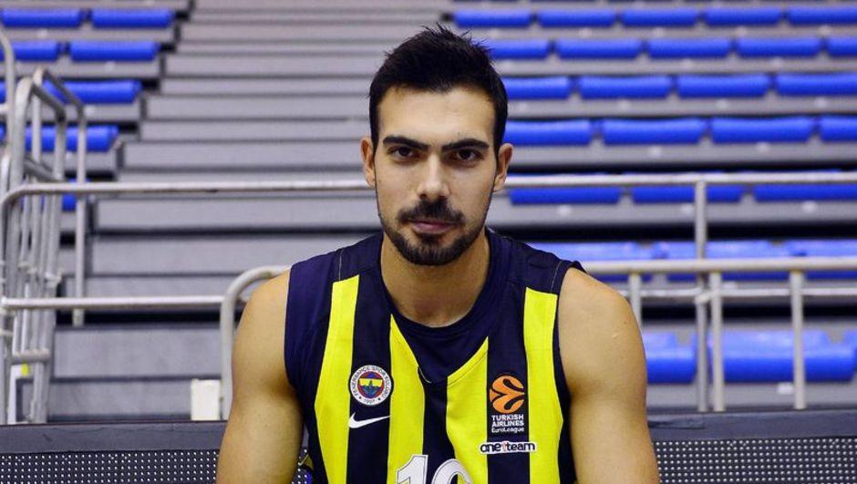 Kostas Sloukas Fenerbahçe