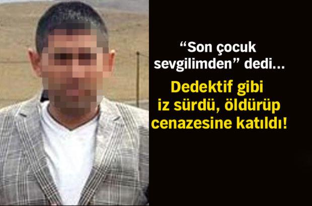 Erzurum'da kan donduran cinayet!