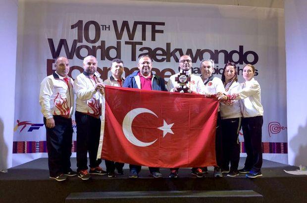 10. Dünya Tekvando Poomse Şampiyonası