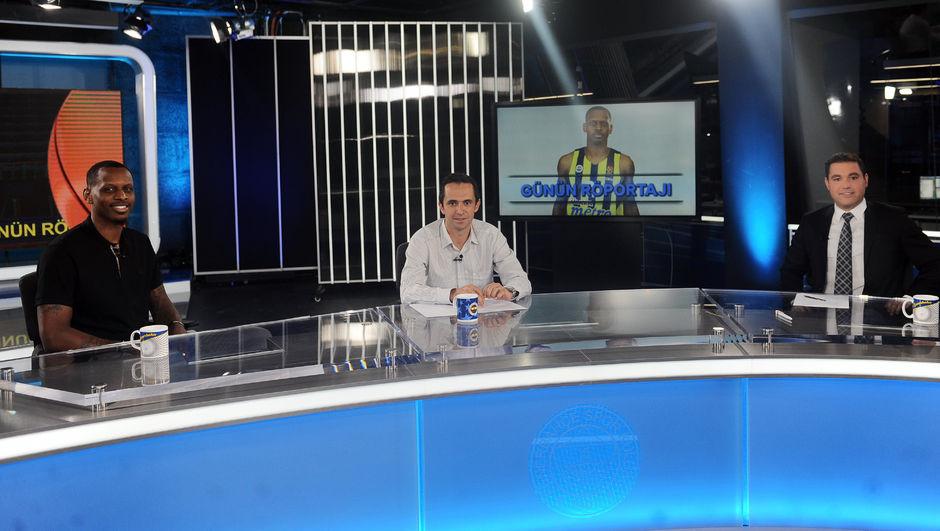 James Nunnaly Fenerbahçe Erkek Basketbol Takımı