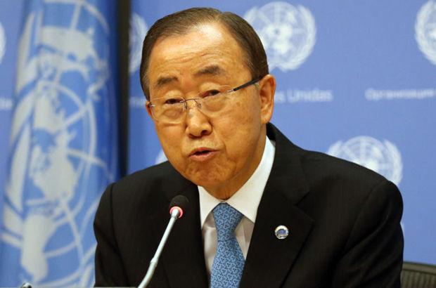 Ban Ki-mun japonya nükleer silah