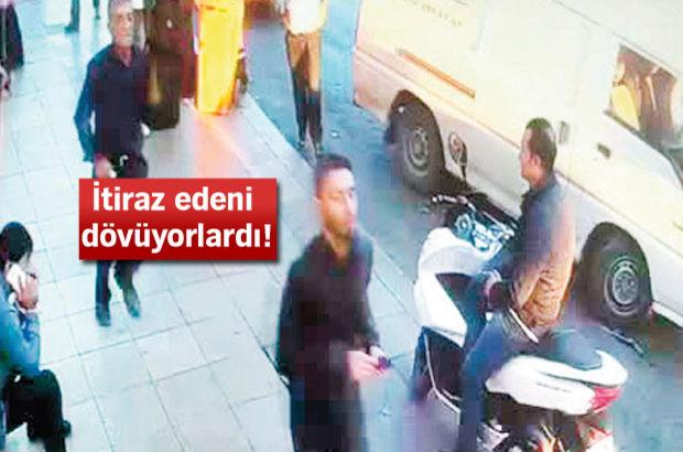 Turistlerin belası çeteyi 'hastane gözcüsü' çökertti