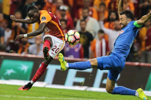 Galatasaray'da Bruma, adam geçme istatistiğiyle 5 büyük ligin zirvesinde yer aldı