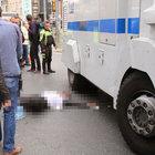 Beyoğlu'nda 1 Mayıs'ta TOMA ile çarptı, savcı 6 yıl hapsini istedi