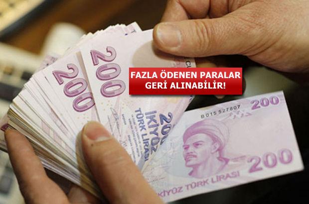 Kredi çekenlere