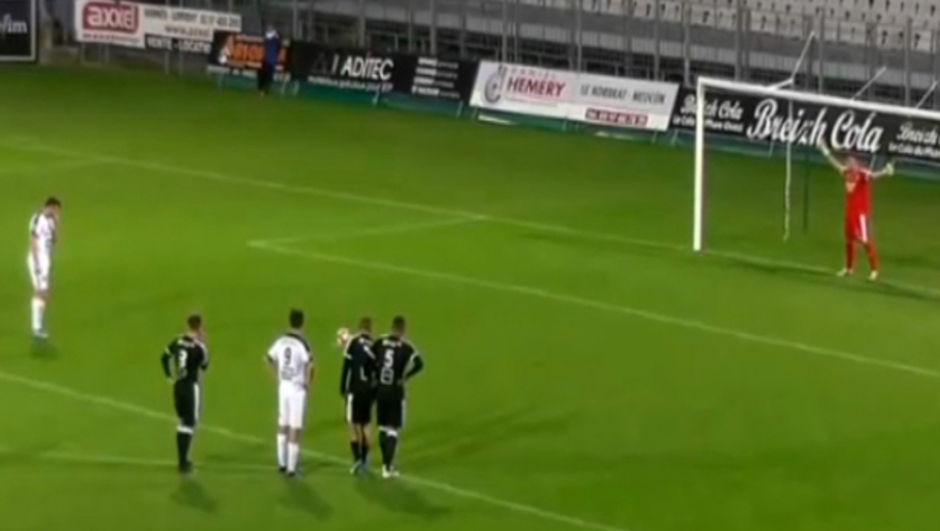 penaltı pozisyonu