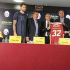Galatasaray, Nesine.com ile sponsorluk anlaşması imzaladı