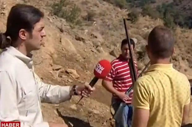 3 kişiyi öldürdü, bu dağlarda saklanıyor!