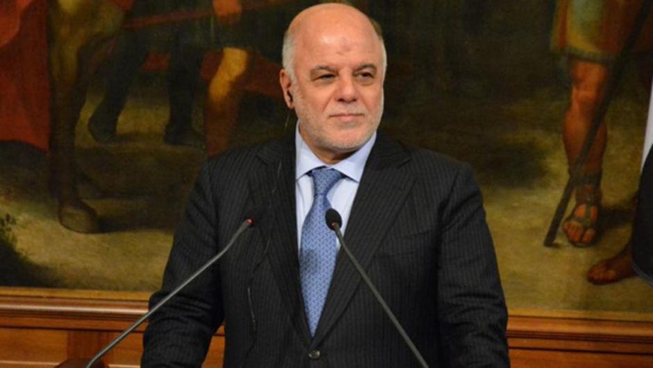 Haydar el-İbadi Musul Irak DAEŞ