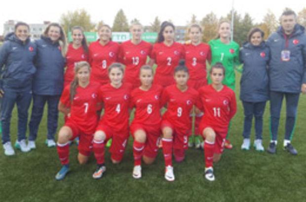 17 Yaş Altı Kız Milli Futbol Takımı