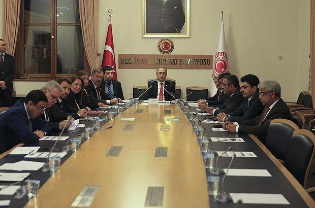 Darbe komisyonu ilk toplantısını yaptı
