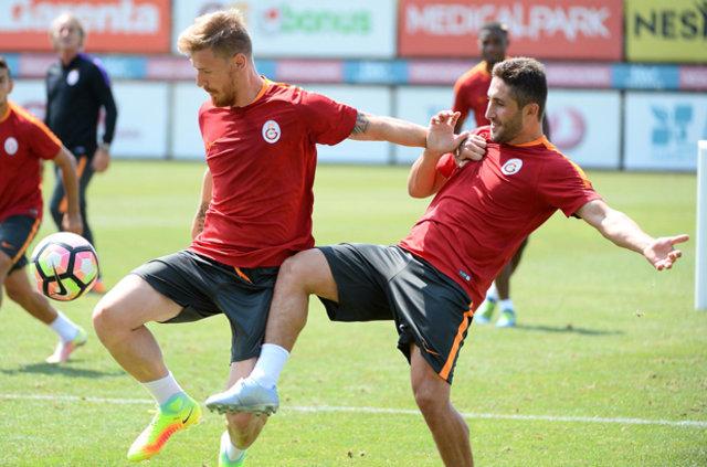 Cimbom'da, 3 yeni transfer Serdar Aziz ve Kolbeinn Sigthorsson'un yanı sıra Nigel de Jong takıma dönüyor