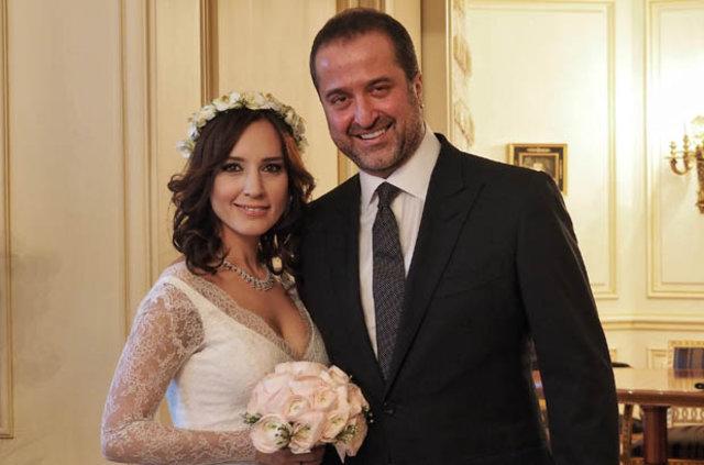 Nazlı Çelik ve Serdar Bilgili yeniden evleniyor