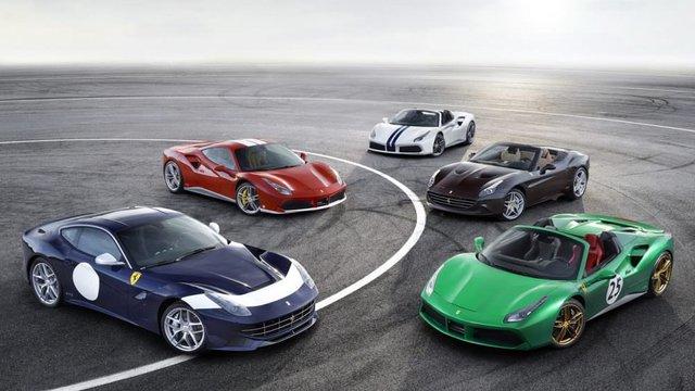Ferrari 70'inci yılına özel sınırlı sayıda otomobil üretecek