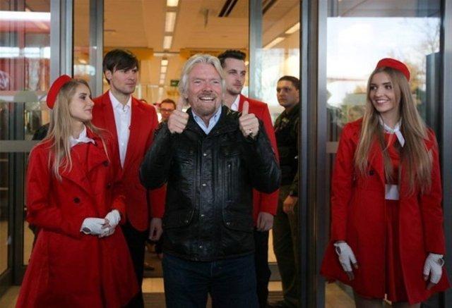 Richard Branson yeni hayalini açıkladı