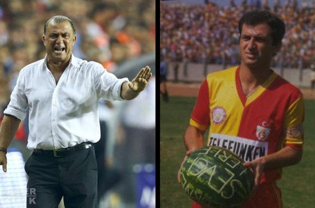 Teknik direktörlerin futbolculuk dönemleri...