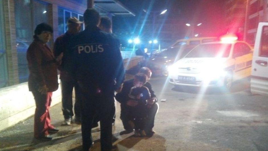 Alkollü sürücü 2 yaşındaki oğlunun canını hiçe saydı