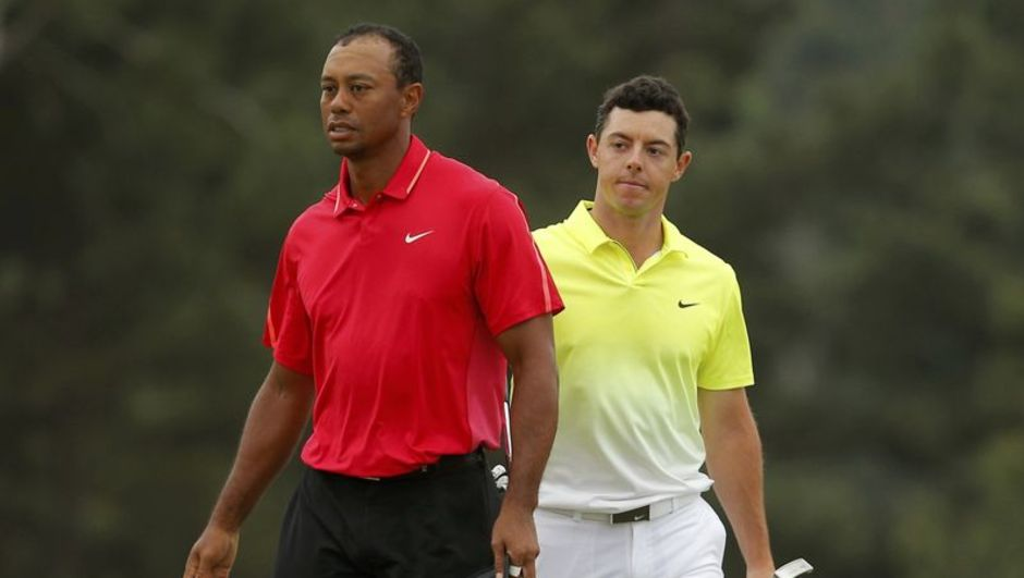 Rory McIlroy ve Tiger Woods...