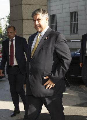 Irak Ankara Büyükelçisi Dışişleri'ne çağrıldı