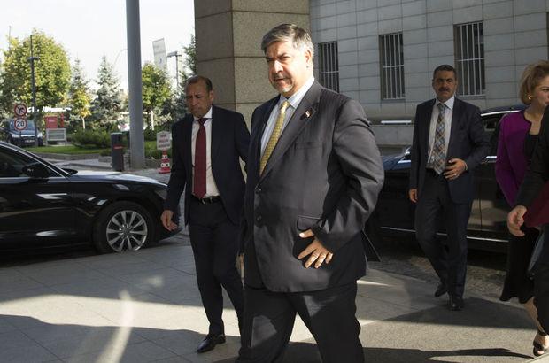 Irak Ankara Büyükelçisi