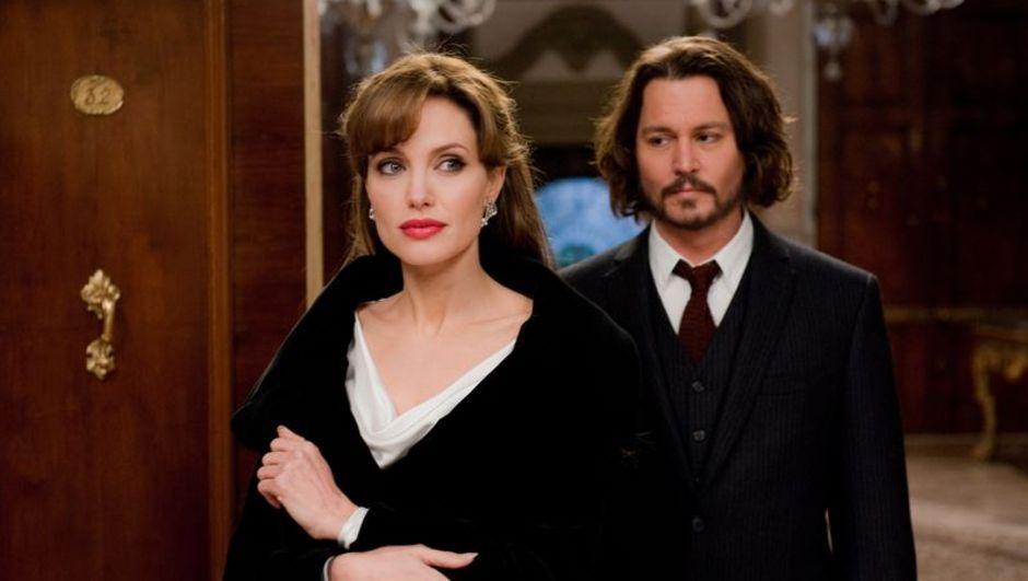 Angelina Jolie, Johny Depp